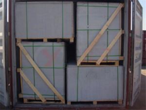 Grey Mgo Board packing