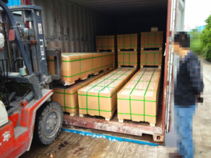 Exterior Wall Cladding Packing