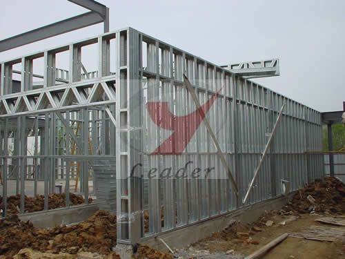 Prefabricated house and Ville1