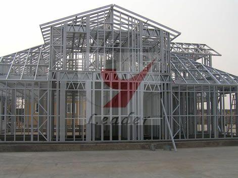 Prefabricated house & Villa4