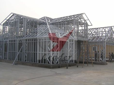 Prefabricated house & Villa3