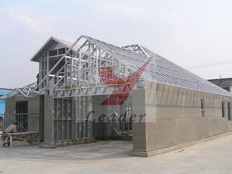Prefabricated house & Villa2