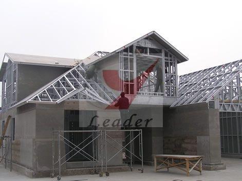 Prefabricated house & Villa